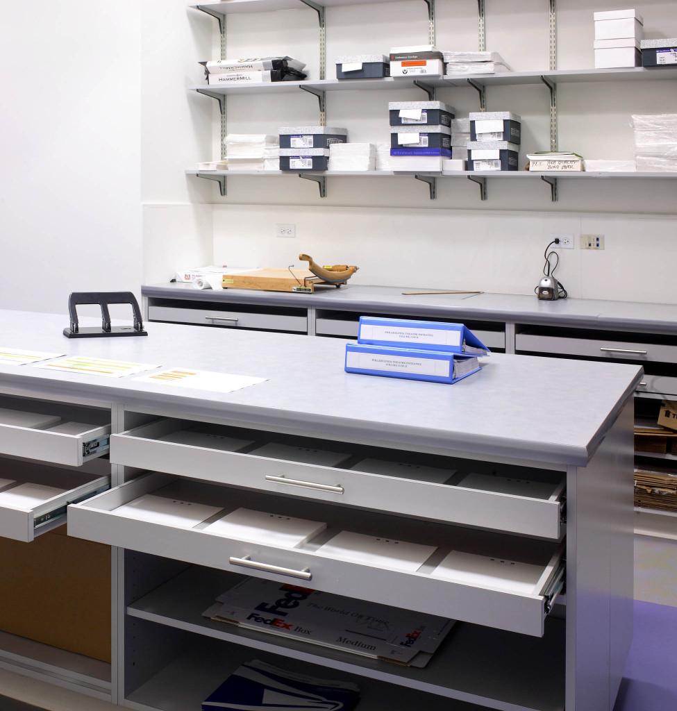 PCAH Workroom
